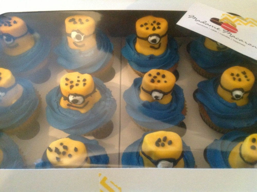 Pics Of The Week Part 2: Despicable Me , A Baby Shower And A Birthday Cake (2/6)