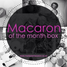Macaron of the Month Box was launched!