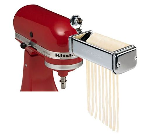 KitchenAid Delux Pasta Roller Set