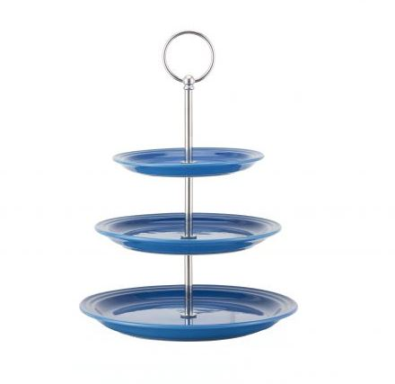 LeCreuset 3 Tier Cake Stand