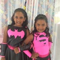 Teyla and Jasmin
