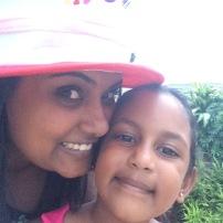 Teyla and I