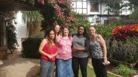 Shirley, Megan, Nicola, Me, Inge